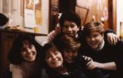 Five friends, c.1987