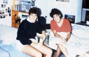 Students smile, c.1987