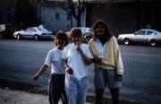 Walking on High Street, c.1989