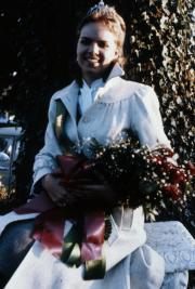 Homecoming queen, c.1989