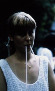 Walrus straws, c.1989