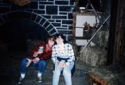 Costume party, c.1989