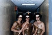 Cavemen costumes, c.1989