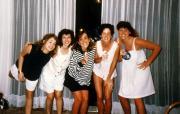 Five friends, c.1990