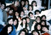 A large group of women take a picture, c.1990