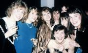 A group of ladies take a picture, c.1990