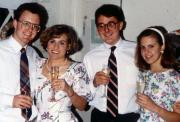 Two couples, c.1991