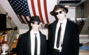Students wear suits and fedoras, c.1991