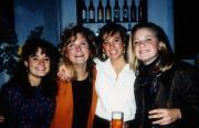 Four friends, c.1992