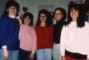 Five friends, c.1992