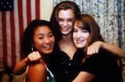 Formal trio, c.1993