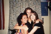 Fancy trio, c.1993