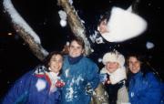 Snowy night, c.1993