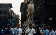 Students overseas, c.1993