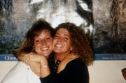 Beaming friends, c.1993