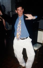 Dance moves, c.1993