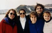 Friends in the mountains, c.1994