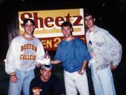 Students at the Sheetz, c.1995