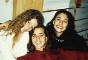 Students pose, c.1996