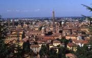 View of Bologna, 1996