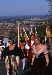 Festival in Bologna, 1996