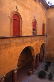 Building in Bologna, 1996