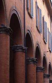 Archways in Bologna, 1996