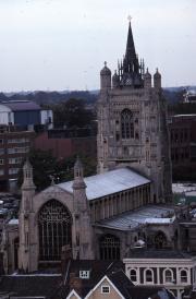 Church of St. Peter Mancroft, 1995