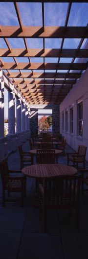 Tome Hall deck, 1999
