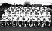 Football Team, 1961