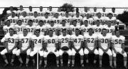 Football Team, 1962