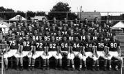 Football Team, 1963