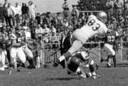 Bowled Over at 40 Yard Line, 1966