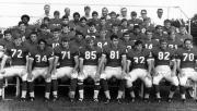Football Team, 1969
