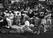 Homecoming football game, 1982