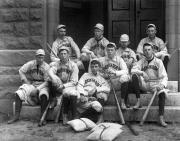 Baseball Team, 1891