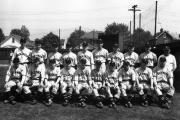 Baseball Team, c.1945