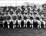 Baseball Team, 1972