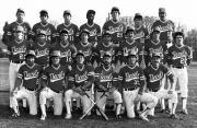 Baseball Team, 1983