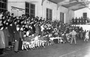 Crowded Gymnasium, c.1940