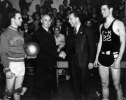 Golden Jubilee Basketball Game, 1942