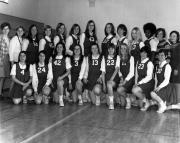 Women's Basketball Team, 1970