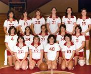 Women's Basketball Team, c.1980