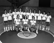 Women's Basketball Team, 1981
