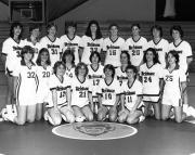 Women's Basketball Team, 1983