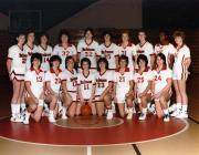 Women's Basketball Team, 1984