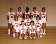 Women's Basketball Team, 1987