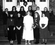 Women's Basketball Team, 1989