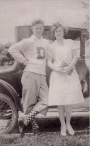 Two Dickinsonians, c.1930