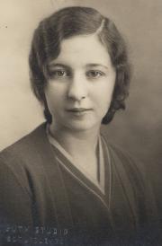 Emma Elizabeth Tipton, c.1930